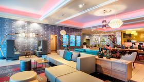 Leonardo Royal Hotel Düsseldorf Königsallee - Düsseldorf - Lounge