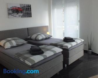 Pension Apartment Burscheid - Burscheid - Bedroom