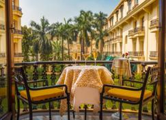 The Oberoi Grand Kolkata - Kalkuta - Balkon