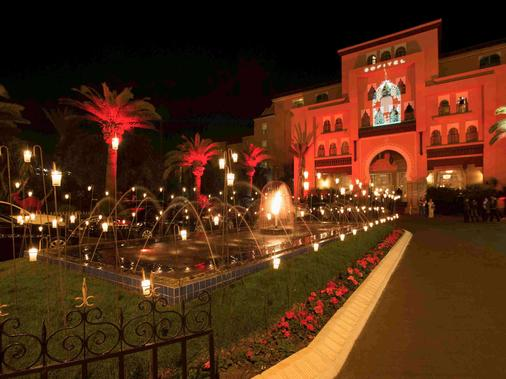 Sofitel Marrakech Palais Imperial - Marrakesh - Building