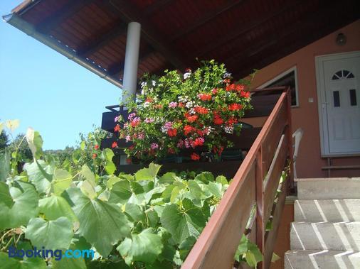 Family Puskaric - Slunj - Balcony