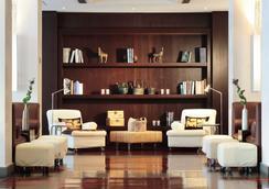 Starhotels Excelsior - Bologna - Lounge