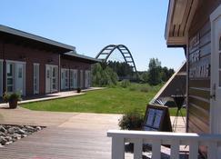 Lappeasuando - Puoltikasvaara - Byggnad