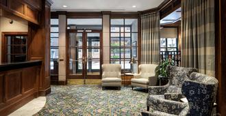 The Berkeley Hotel - Richmond - Lobby