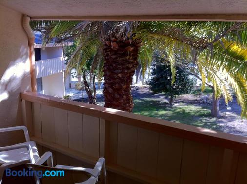 Americas Best Value Presidents Inn on Munras - Monterey - Balcony