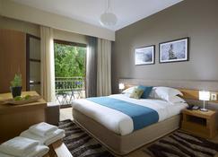Pilion Terra Hotel - Portaria - Slaapkamer