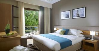Pilion Terra Hotel - Portaria - Schlafzimmer