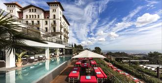 Gran Hotel La Florida - ברצלונה - בריכה