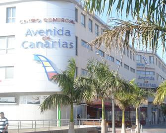 Hotel Avenida de Canarias - Vecindario - Edificio