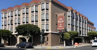 Cow Hollow Inn and Suites - San Francisco - Bygning