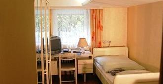 Hotel Waldersee - Hannover - Phòng ngủ