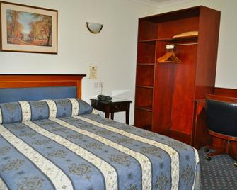 The Milton Inn Hotel - Dumbarton - Bedroom