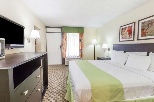 Days Inn Irving Grapevine DFW Airport North - Irving - Phòng ngủ
