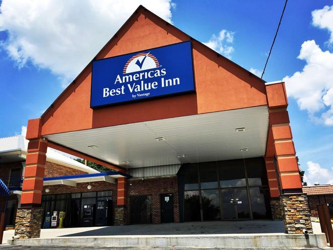 Americas Best Value Inn Cookeville - Cookeville - Κτίριο