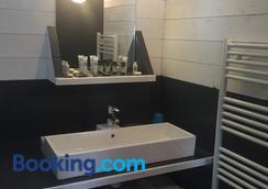 La Cour Sainte Catherine - Honfleur - Bathroom