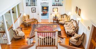 Chiltern Inn - Bar Harbor - Sala de estar