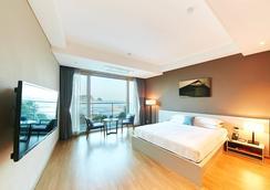 Hotel Sumorum - Seogwipo - Makuuhuone