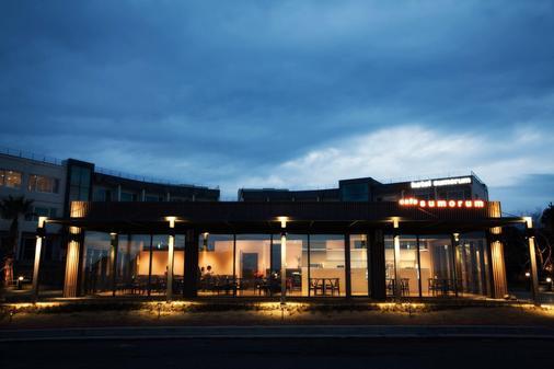Hotel Sumorum - Seogwipo - Rakennus