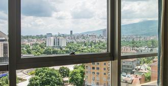 Rosslyn Central Park Hotel - Sofia - Balcony