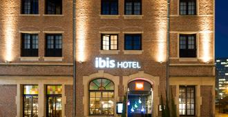 ibis Brussels off Grand Place - Brussel - Bygning