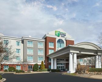 Holiday Inn Express I-26 & Us 29 At Westgate Mall - Spartanburg - Building