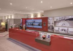 Best Western Hotel Darmstadt - Darmstadt - Lobby