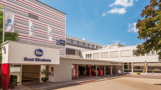 Best Western Hotel Darmstadt - Darmstadt - Building
