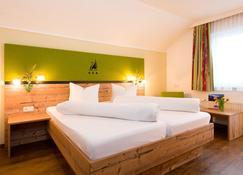 Hotel Gasthof Zum Schwanen - Reutte - Bedroom