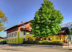 Hotel Gasthof Zum Schwanen - Reutte - Building