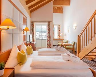 Hotel Zum Mohren - Reutte - Bedroom