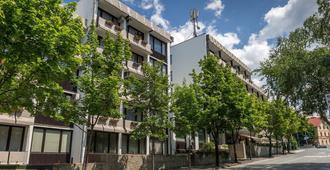 Hotel Krim - Bled - Toà nhà