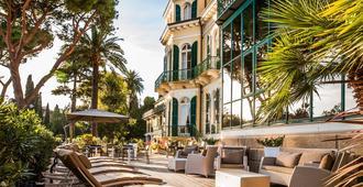 Villa Sylva & Spa - San Remo - Binnenhof