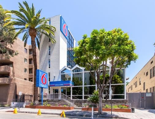 Motel 6 Los Angeles - Hollywood - Los Angeles - Gebouw