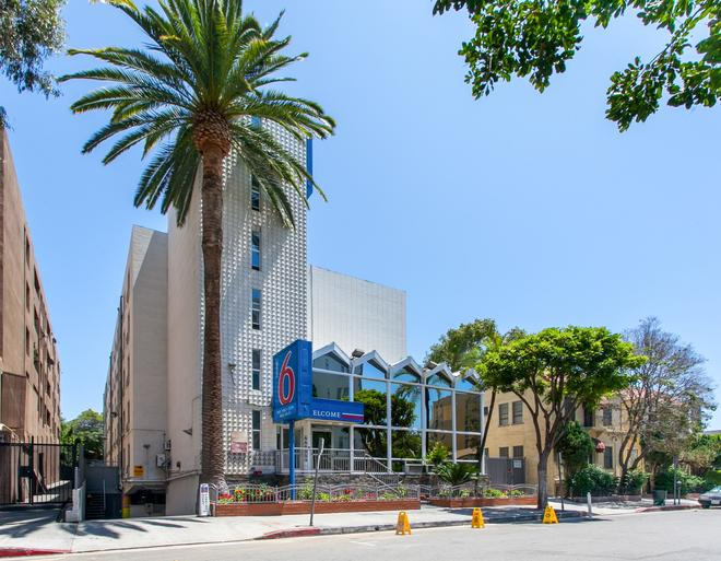 Motel 6 Los Angeles Hollywood - Los Angeles - Building