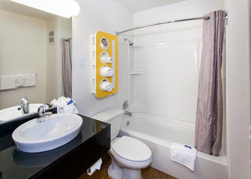 Motel 6 Los Angeles - Hollywood - Los Angeles - Salle de bain