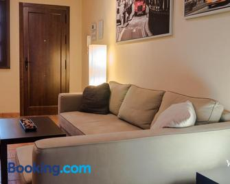 Apartamento El Salón - Écija - Wohnzimmer