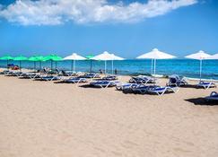 Black Sea Golden Bugaz - Hrybivka - Beach
