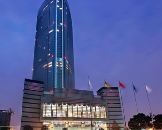 Crowne Plaza Wuxi City Center - Wuxi - Building