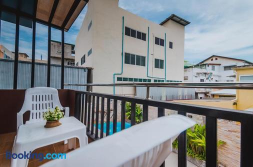 TH Beach Hotel - Hua Hin - Balcony