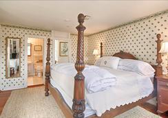 Sherburne Inn - Nantucket - Phòng ngủ
