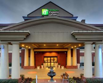 Holiday Inn Express Hotel & Suites Laurel - Laurel - Gebouw