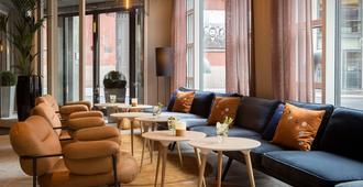 斯堪迪克維多利亞大廈酒店 - 奥斯陸 - 奧斯陸 - 休閒室