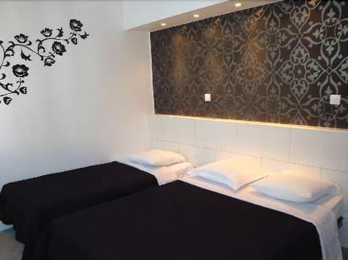 Interlaken - Nice - Bedroom
