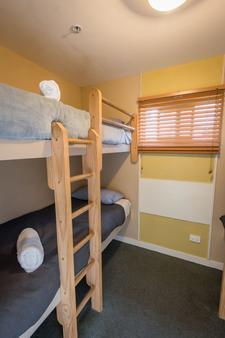 Astray Motel & Backpackers - Rotorua - Makuuhuone