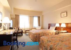 金澤國際大飯店 - 金澤市 - 臥室