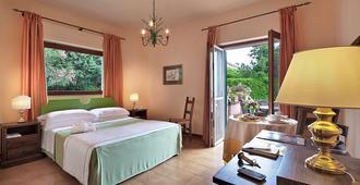 Hotel Villa Sirina - Taormina - Habitación