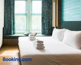 Manzo's Suites - Zaandam - Bedroom