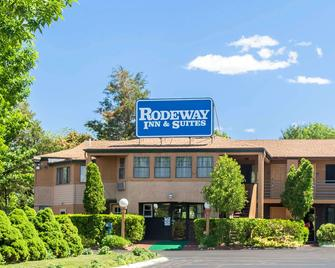 Rodeway Inn and Suites Branford - Guilford - Branford - Gebäude