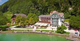 Hotel & Gasthof Fürberg - Sankt Gilgen - Edificio