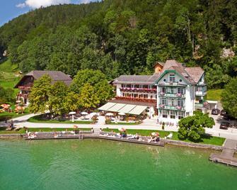 Gasthof Hotel Fürberg - Sankt Gilgen - Gebäude